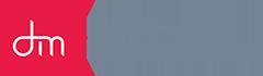 Logo tilhørende virksomheden Dansk Magisterforening
