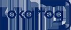 Logo tilhørende virksomheden LokalTog