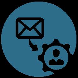 Kundesupport Team ikon fra Microdata
