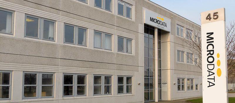 Billede af Microdata domicil i Brøndby